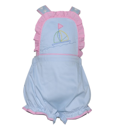 Brooke Sailboat Bubble Lullaby Set