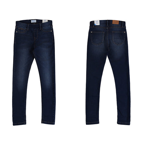 Basic Denim Pants by Mayoral