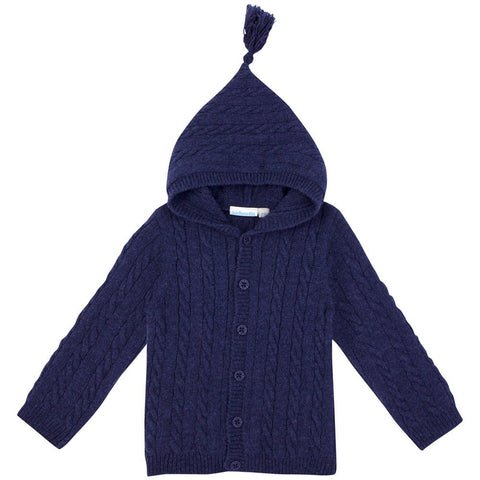 Hooded Cardigan Sweater JoJo Mama Bebe