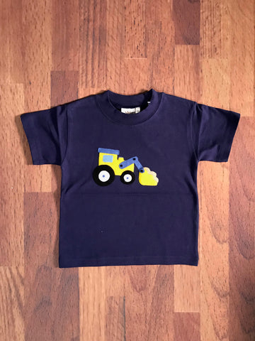 Bulldozer S/S Toddler Tee Luigi Kids