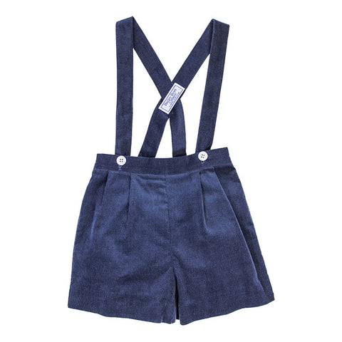 Suspender Short Set Bailey Boys
