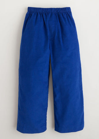 Pull on Cord Pants Little English