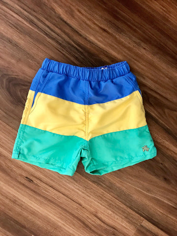 Paradise Toddler Board Short Bailey Boys