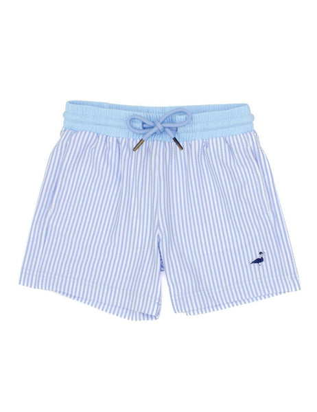 Alex Baby Swim Trunks Properly Tied