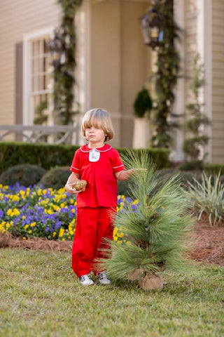 Redding Tab Pants Set The Oaks Apparel Company