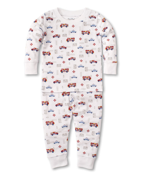 Rescue Team 2pc Pjs Toddler Kissy Kissy