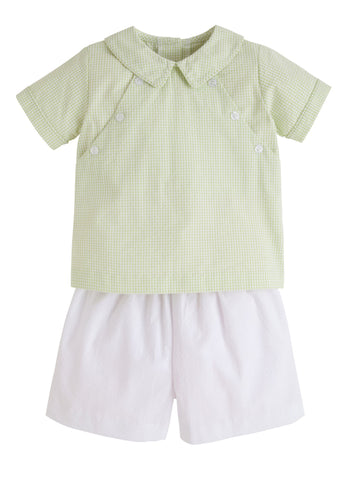 Walker Shorts Set Little English