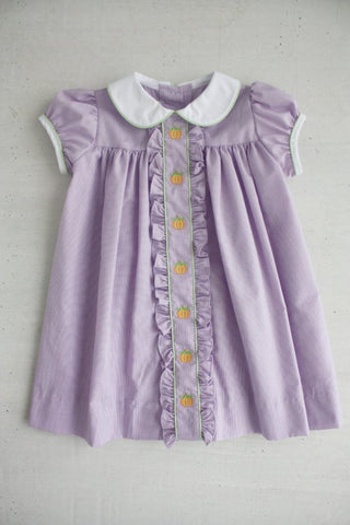 Sally Pumpkin Dress Little English