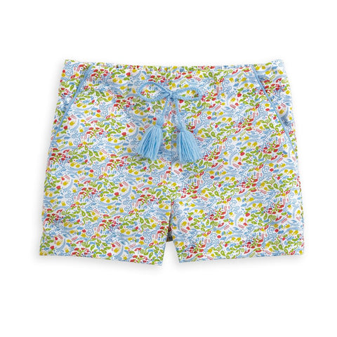 Bardot Short Palm Beach Floral