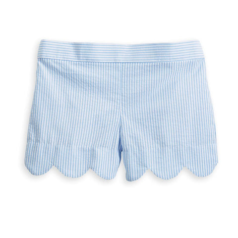 Scalloped Shorts Bella Bliss