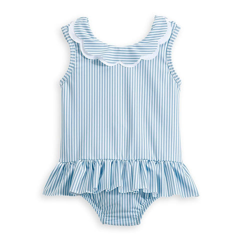 Hannah Stripe Bathing Suit Bella Bliss