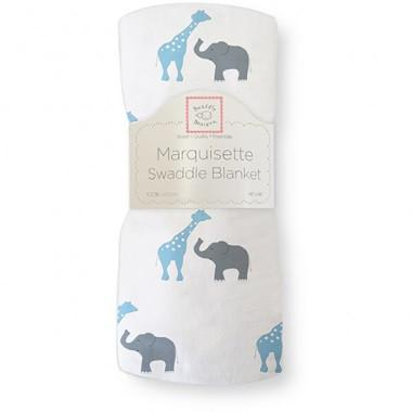 Safari Fun Giraffe Marqswaddle Swaddle Designs