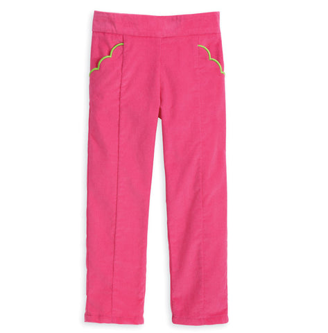 Scallop Pocket Pant Bella Bliss