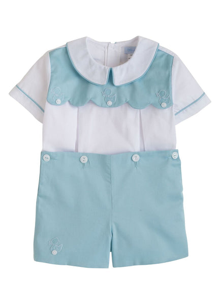 Shelby Shorts Set Little English