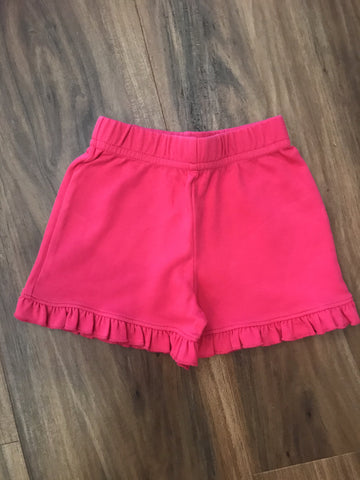 Solid Knit Ruffle BRIGHT Shorts Luigi Kids