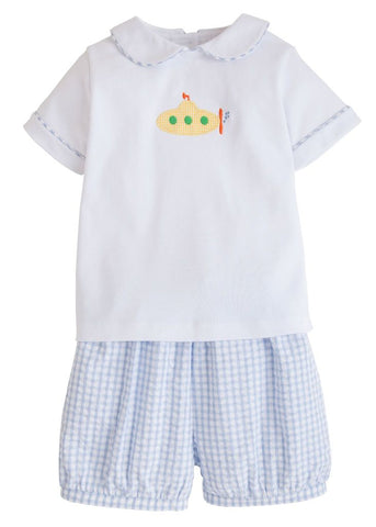 Submarine Shorts Set Little English