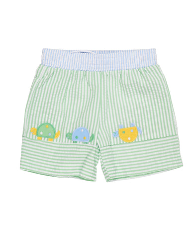 Turtles Swim Trunks Florence Eiseman