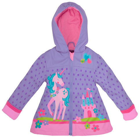 Unicorn Raincoat By Stephen Joseph