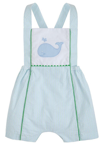 Whale Walker Shortall Little English