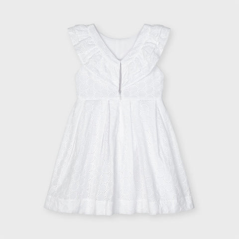 Eyelet Dress Mayoral