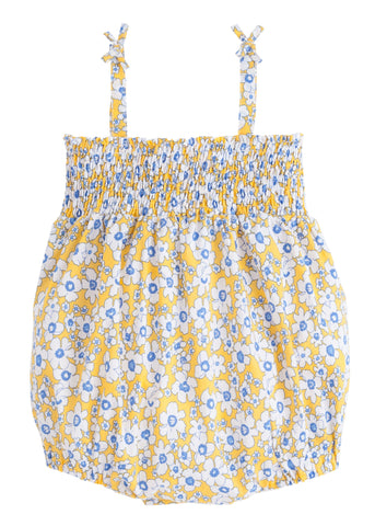 Yellow Daisy Lucy Bubble Little English