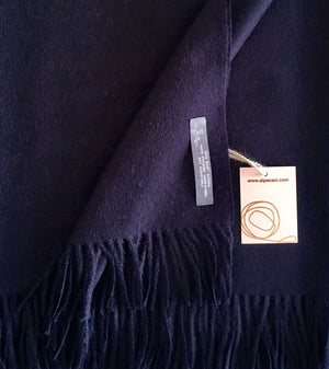 Alpaca throw ALPTHP Plain