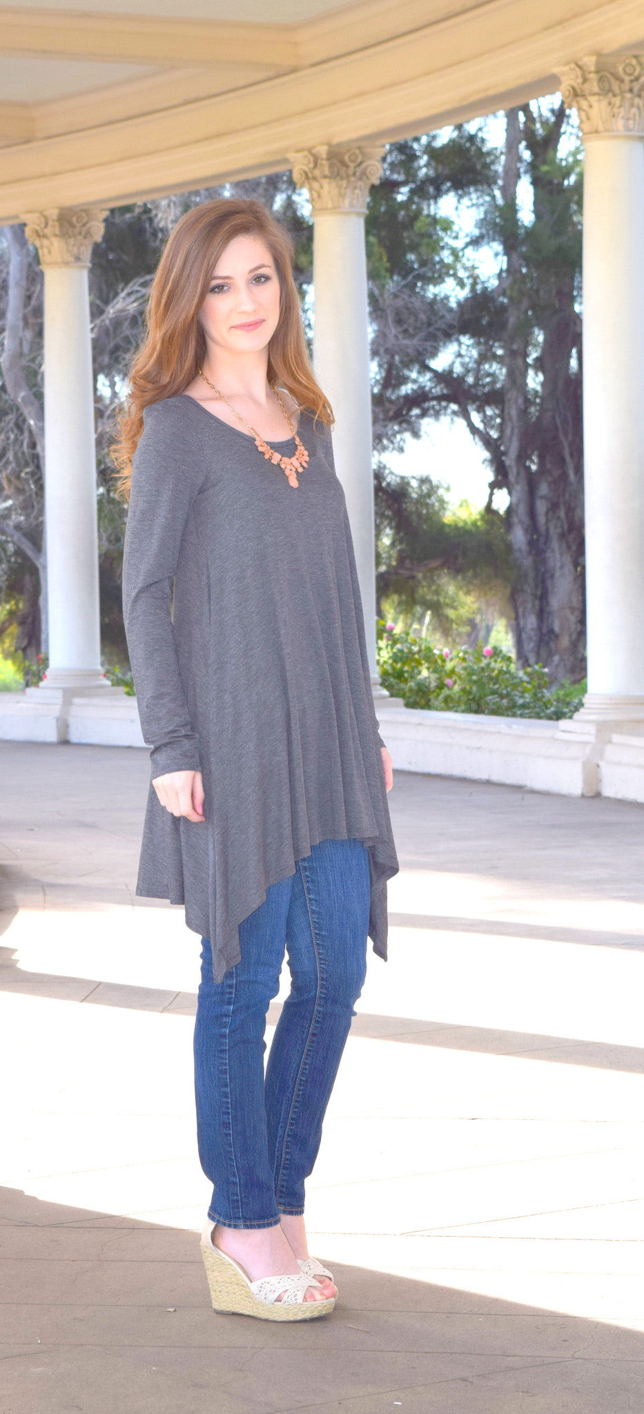 Long Sleeve Tunic - Willow Blaire - 2