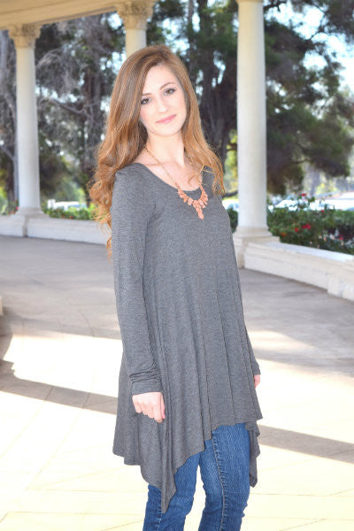 Long Sleeve Tunic - Willow Blaire - 1