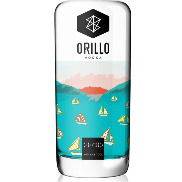 Orillo Vodka | Sunce