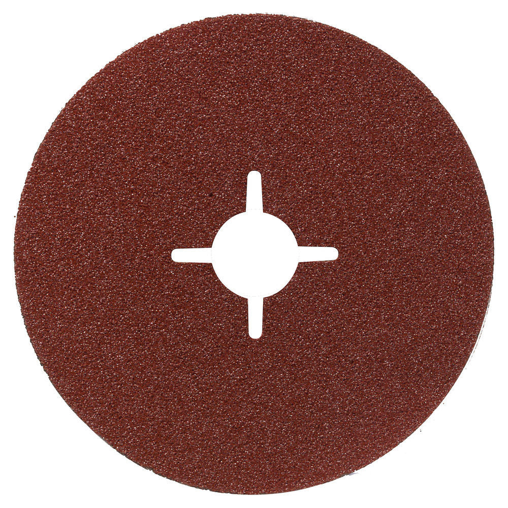 115mm 80g fibre sanding disc x 25