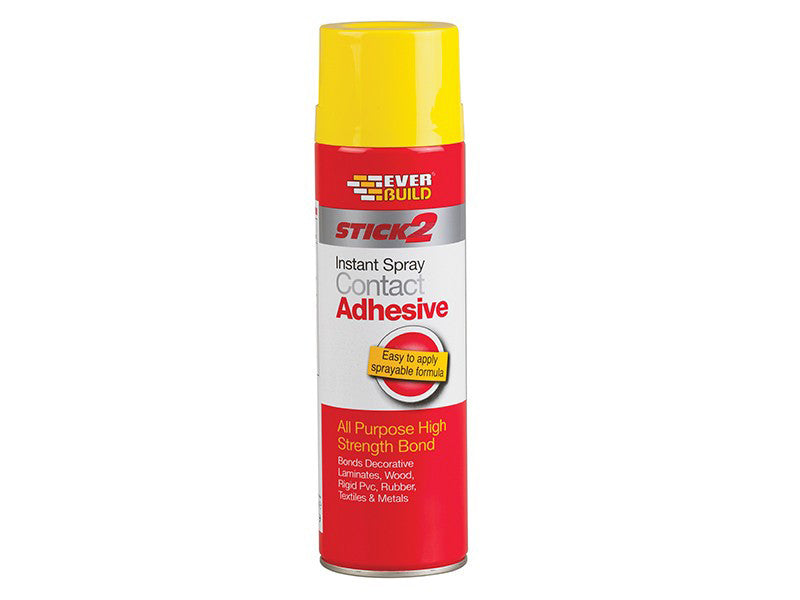 Sprayable contact adhesive x 500ml