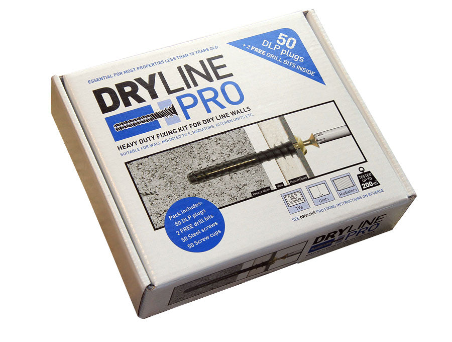 Dryline pro fixing trade kit pack of 50