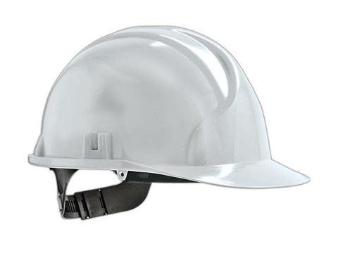 White mk2 safety helmet