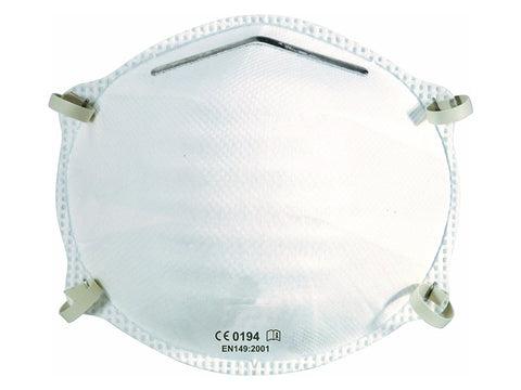 Ffp1 non valved dust mask x 10