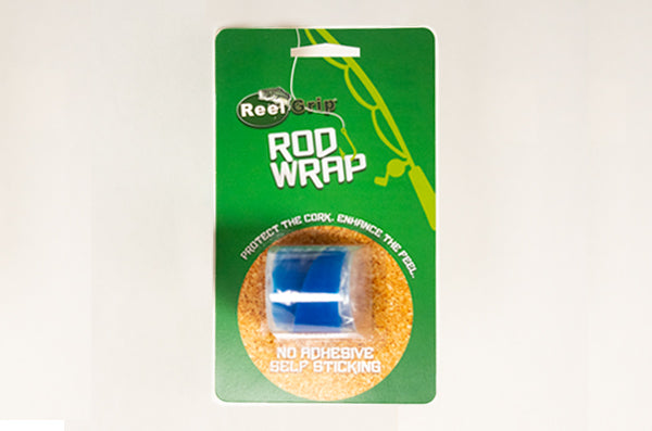 Rod Wrap- Blue