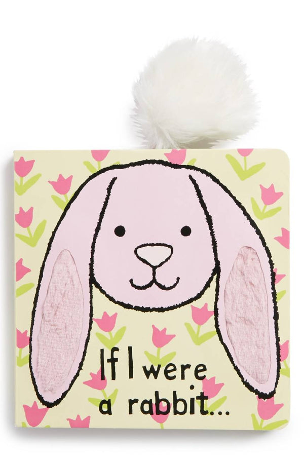 If I Were a Rabbit... (Pink) - Baby Sweet Pea's Boutique