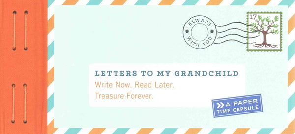 Letters to my Grandchild - Baby Sweet Pea's Boutique