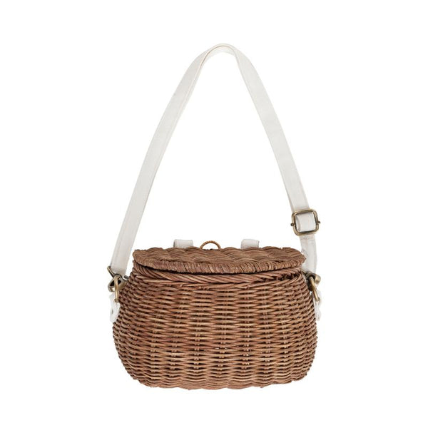 MINI CHARI BAG natural - Baby Sweet Pea's Boutique