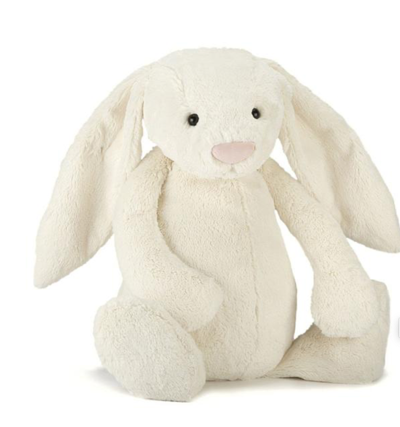 Jellycat Bashful Bunny Cream Really Big - Baby Sweet Pea's Boutique