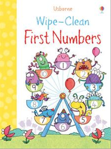 Wipe Clean- Numbers First