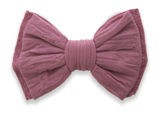 Rose Classic Bow Clip
