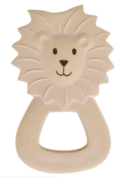 Lion Natural Rubber Teether