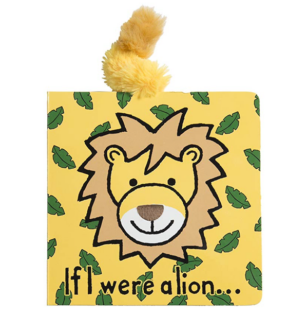 If I Were a Lion... - Baby Sweet Pea's Boutique