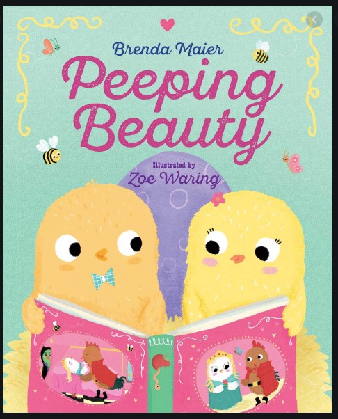 Peeping Beauty - Baby Sweet Pea's Boutique