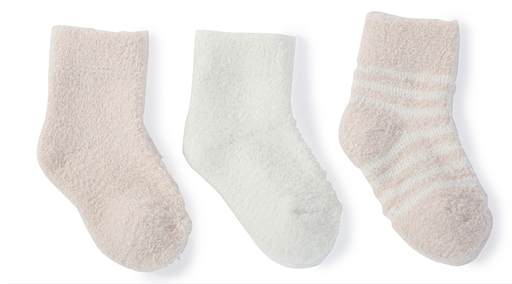 Infant Sock Set (3 Pack)- Pink