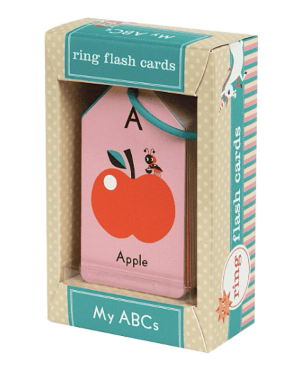 Ring Flashcards- My ABC's