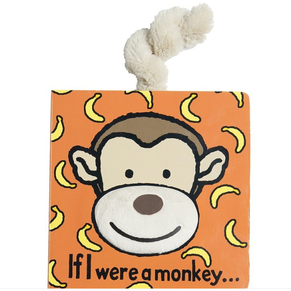 If I Were a Monkey - Baby Sweet Pea's Boutique