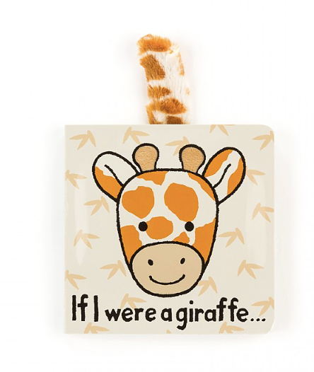 If I Were a Giraffe - Baby Sweet Pea's Boutique