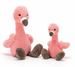 Bashful Flamingo - Baby Sweet Pea's Boutique