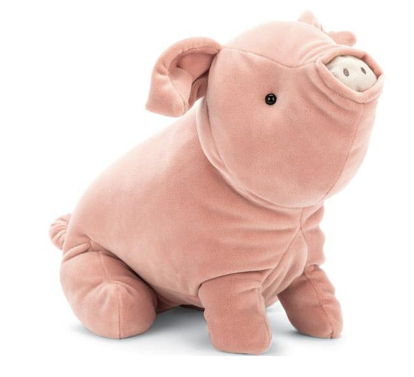 Mellow Mallow Pig - Baby Sweet Pea's Boutique